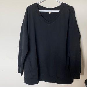 Comfy warm V neck sweater